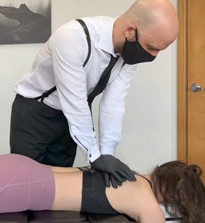 use mask and keep your chiropractor practice in business